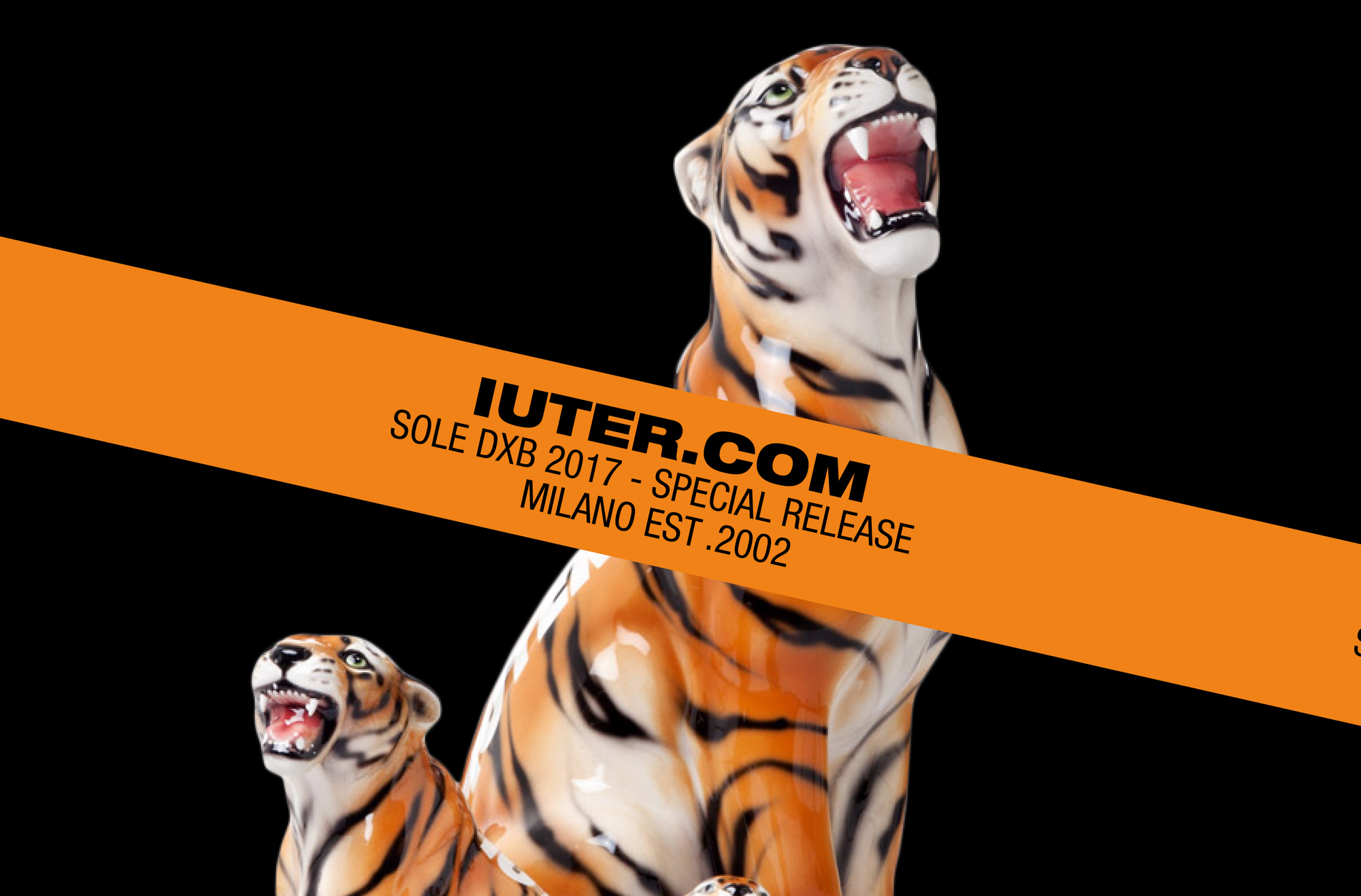 IUTER SPECIAL TIGER PACK FOR SOLE DXB