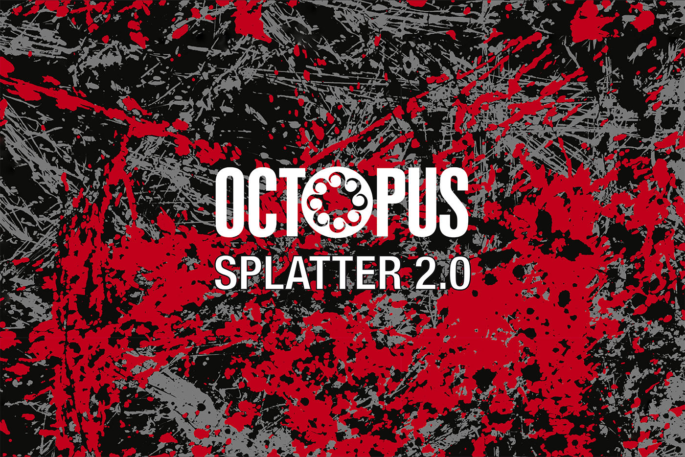 Octopus Splatter 2.0 Capsule Collection Limited edition release!