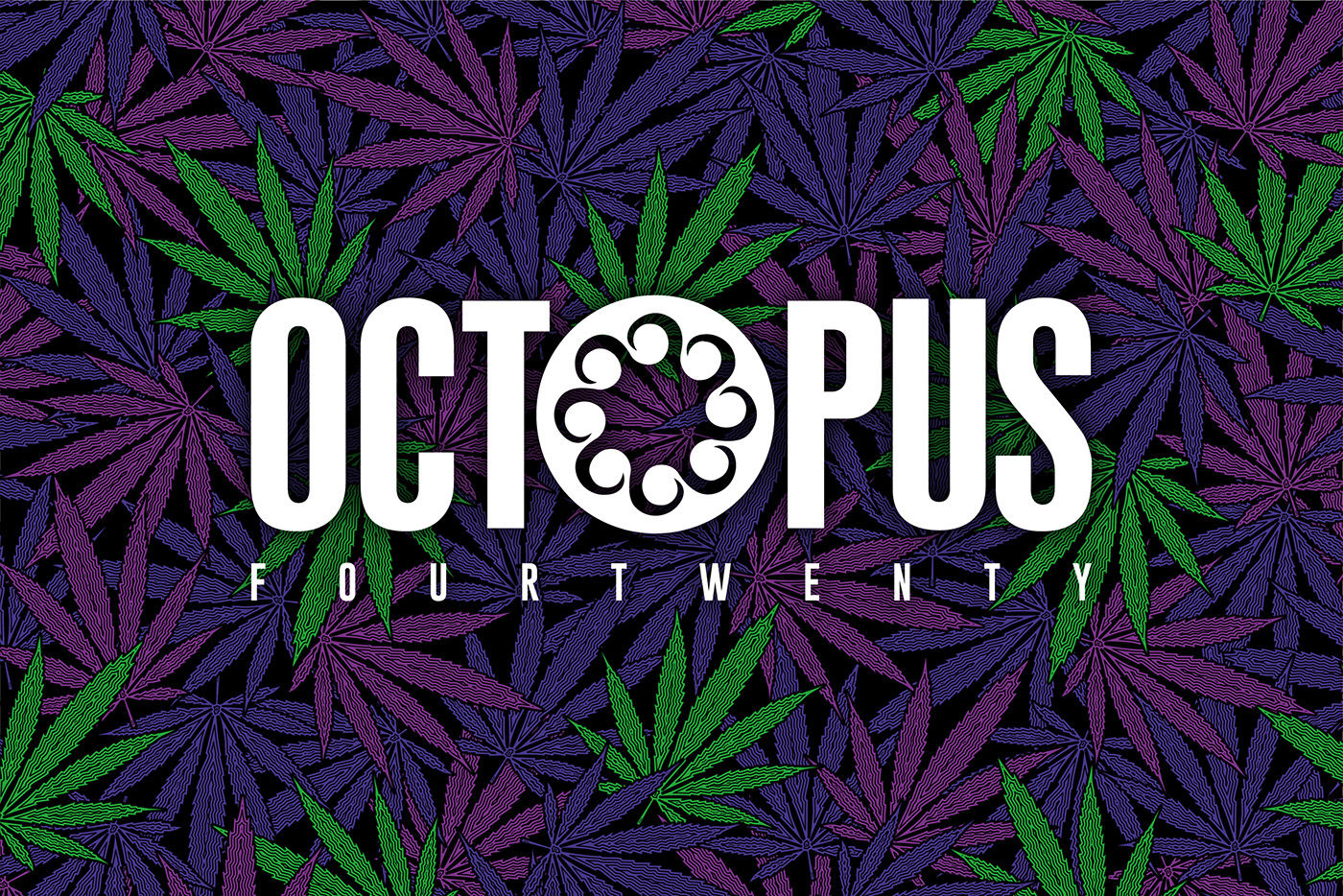 Octopus 420 fourtwenty capsule collection Limited Edition Release!