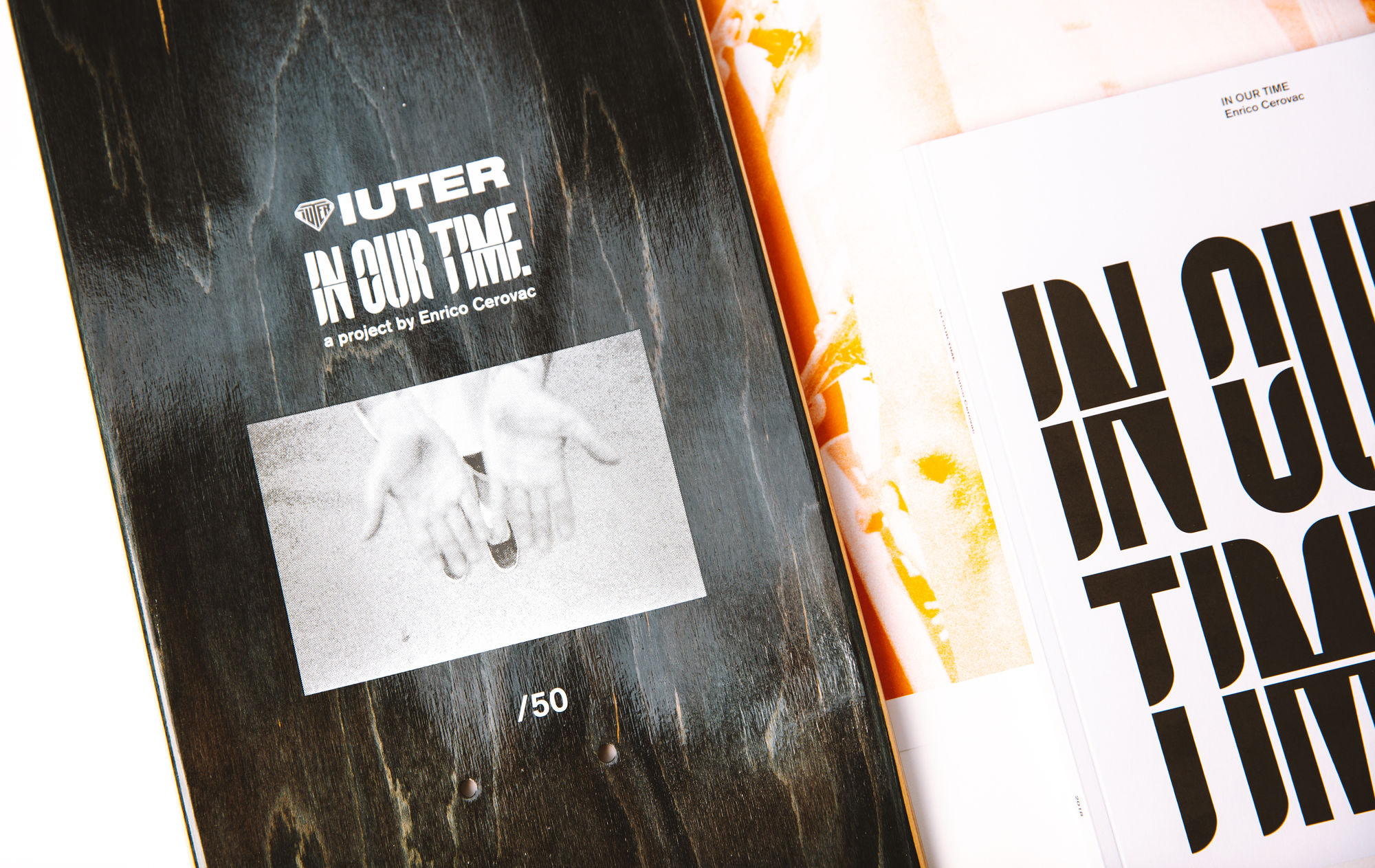 IUTER x In Our Time by Enrico Cerovac Supported by Vans and IUTER