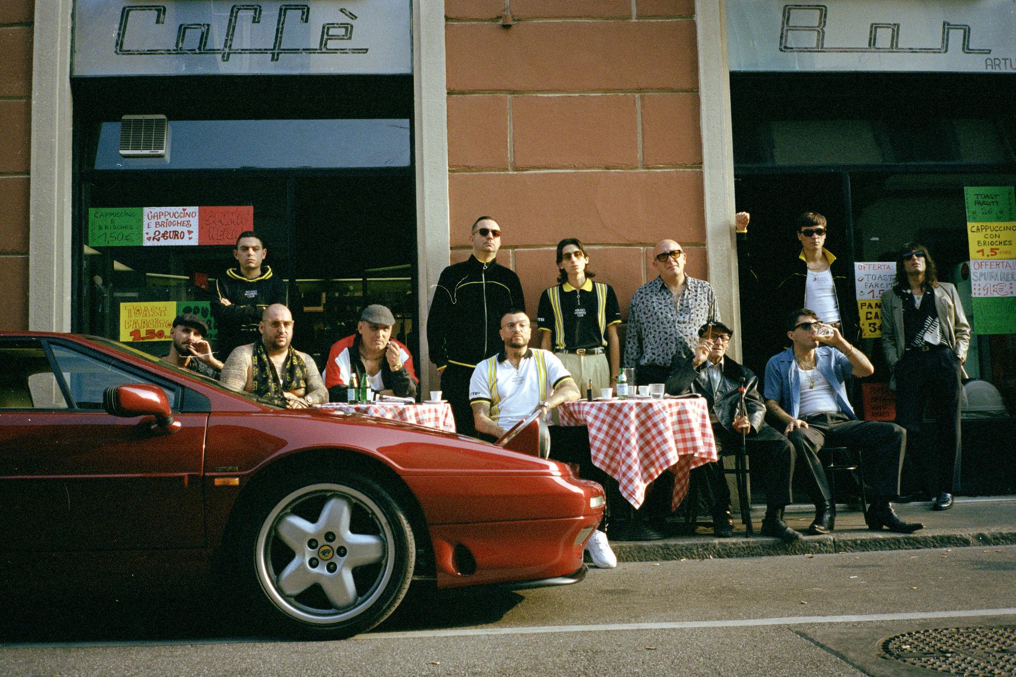 Milano Members Club 3-4 Nov. ComplexCon, IUTER Store, Online Store