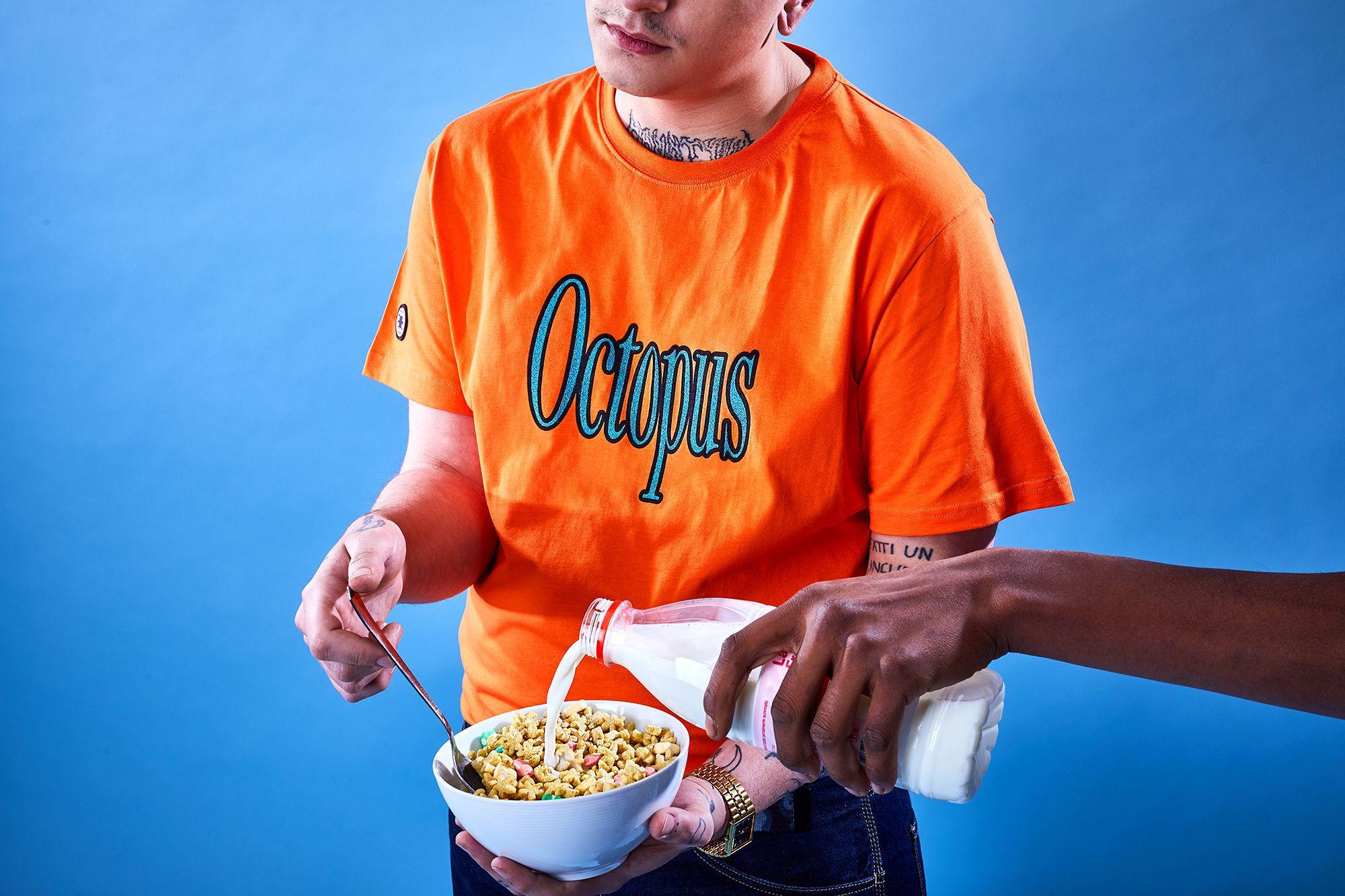 Octopus 420 release: Snack brothers united Uniti dal bisogno di zuccheri e calorie
