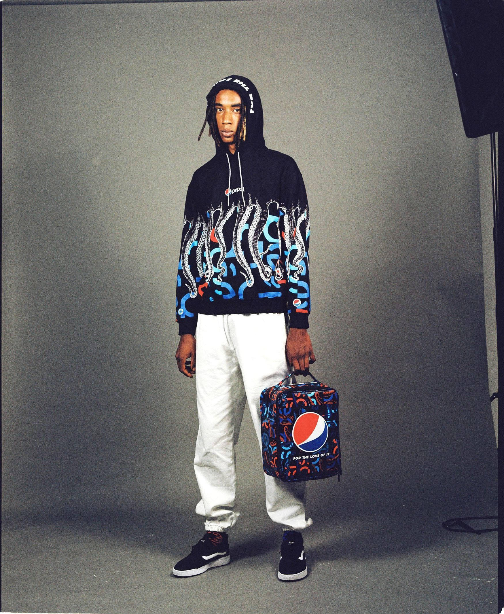 Octopus Brand x Pepsi For The Love Of It.