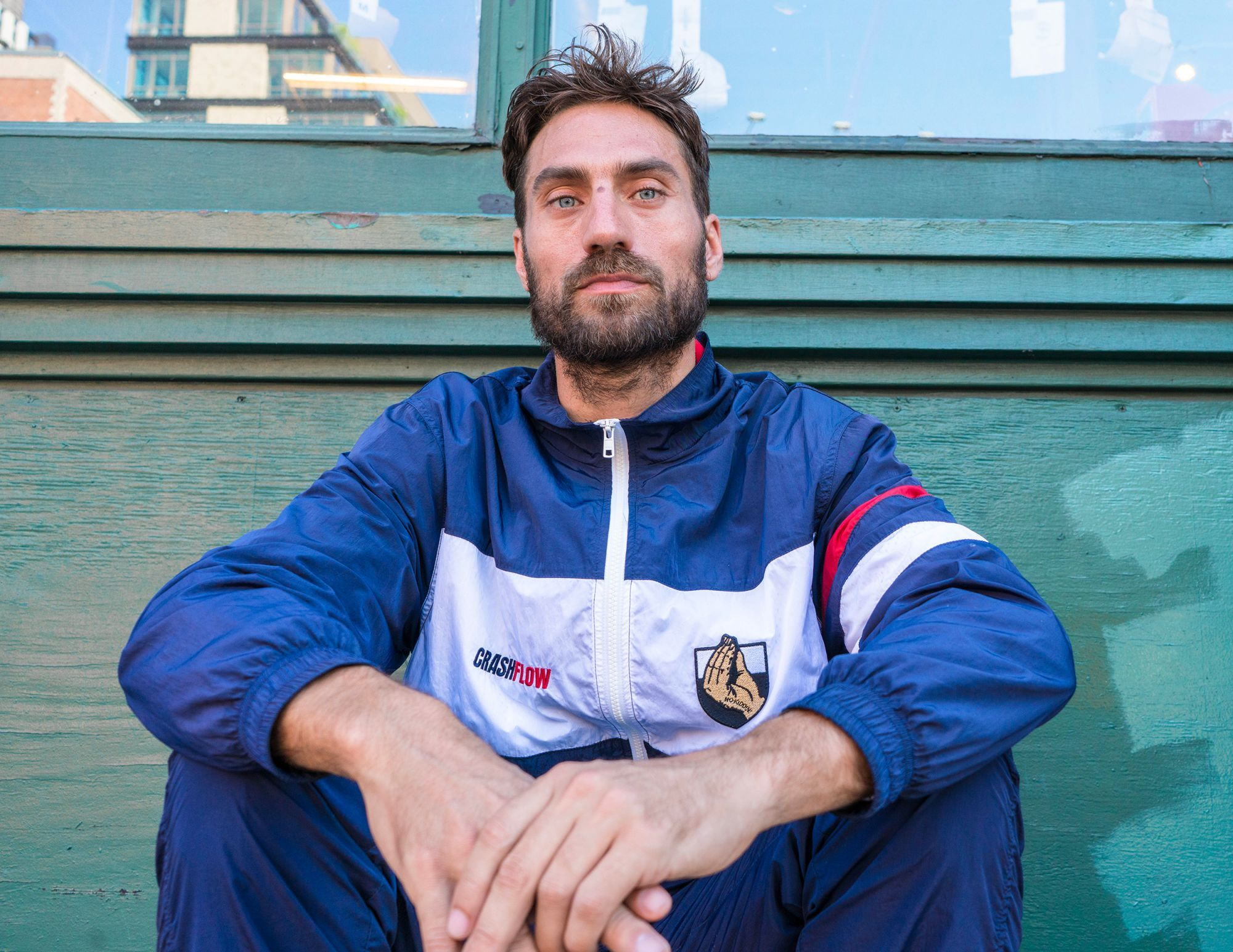 Crashflow: IUTER x No Kiddin! x Eli Reed Italo-american tribute to the US Olympic Team.